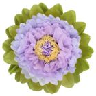 CLEARANCE Tissue Paper Flower 24in Lilac Lavender