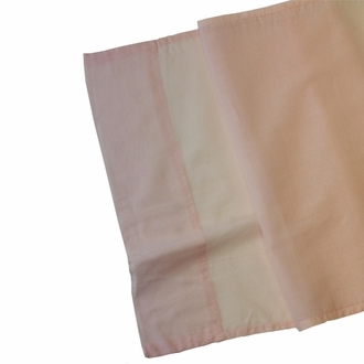 Cotton Viole Table Runner Bridal Pink
