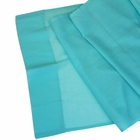 CLEARANCE Cotton Viole Table Runner Ice Blue