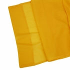 Cotton Viole Table Runner Sunflower Yellow