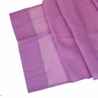 CLEARANCE Cotton Viole Table Runner Wisteria Purple