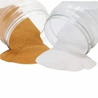 Craft and Terrarium Decorative Assorted Colored Sand (2lb, White & Gingerbread) - Premier