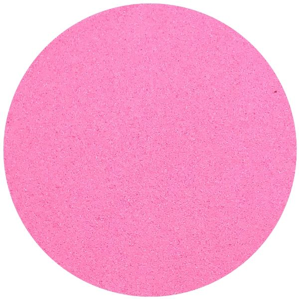 Craft and Terrarium Decorative Colored Sand 1lb Baby Pink