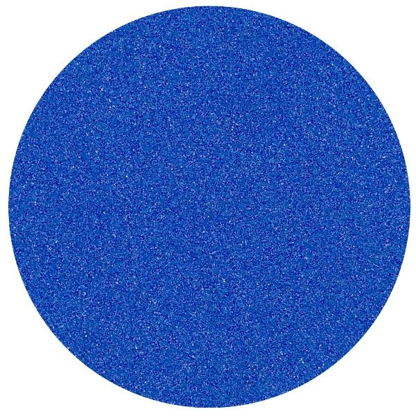 Craft and Terrarium Decorative Colored Sand 1lb Cobalt Blue