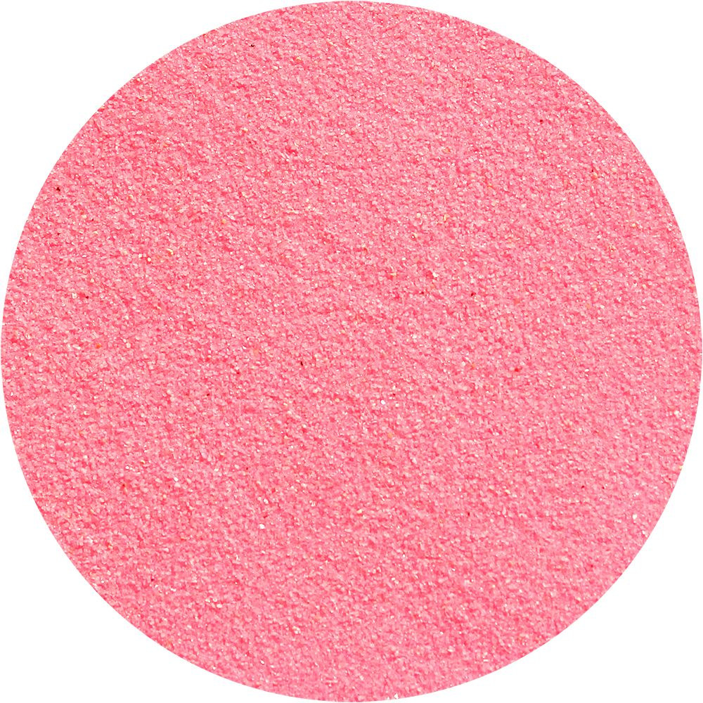 Craft and Terrarium Decorative Colored Sand 1lb Doll Pink