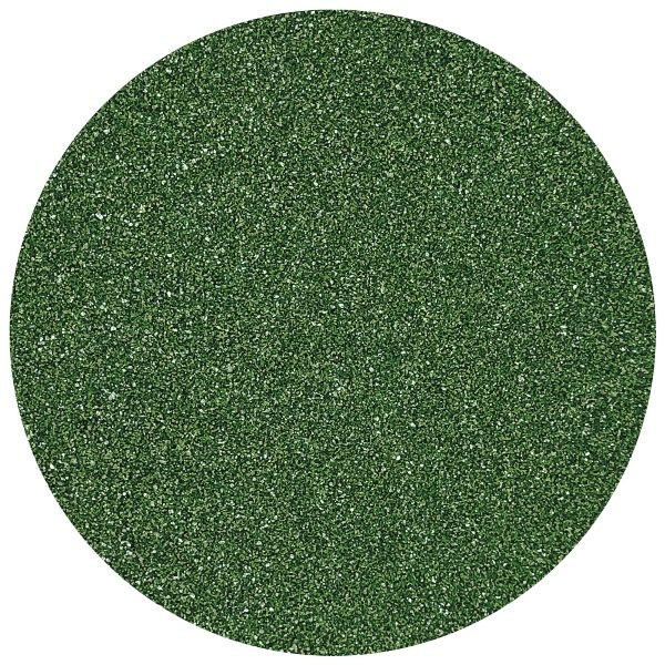 Craft and Terrarium Decorative Colored Sand 1lb Evergreen