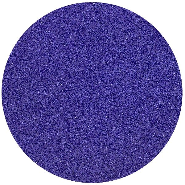Craft and Terrarium Decorative Colored Sand 1lb Indigo