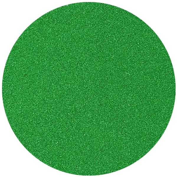 Craft and Terrarium Decorative Colored Sand 1lb Kelly Green