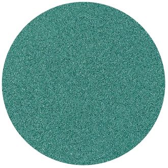 Craft and Terrarium Decorative Colored Sand 1lb Peacock Green