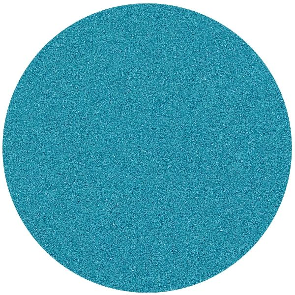 Craft and Terrarium Decorative Colored Sand 1lb Teal
