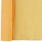 Crepe Paper Roll 20in Apricot 90g