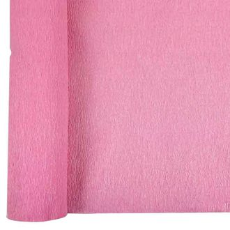 Crepe Paper Roll 20in Baby Pink 90g