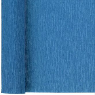 Crepe Paper Roll 20in Blue 90g