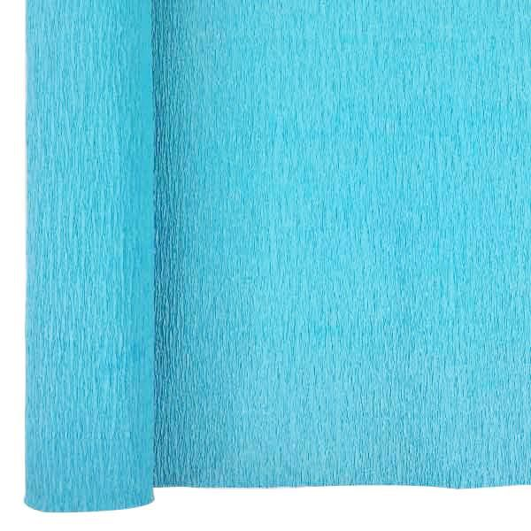 Crepe Paper Roll 20in Blue Lagoon 90g
