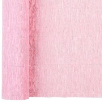 Crepe Paper Roll 20in Carnation Pink 90g