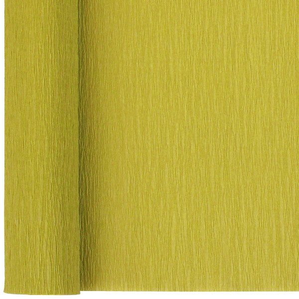 Crepe Paper Roll 20in Chartreuse 90g