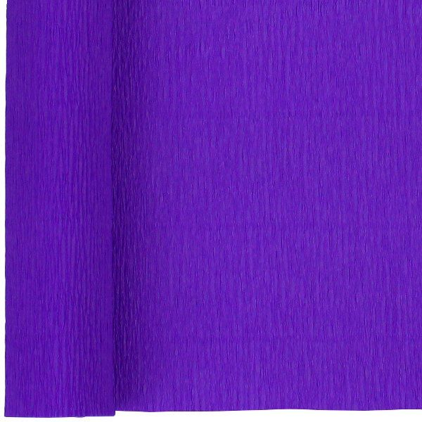 Crepe Paper Roll 20in Grape 90g