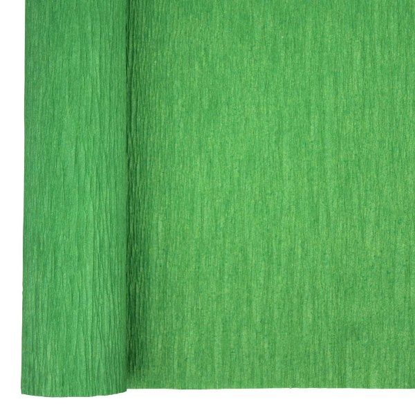 Crepe Paper Roll 20in Green 70g