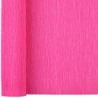 Crepe Paper Roll 20in Hot Pink 90g