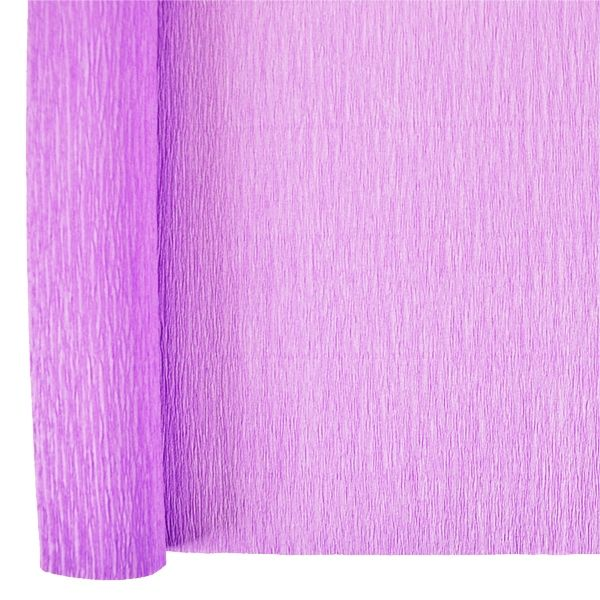 Crepe Paper Roll 20in Lilac 90g