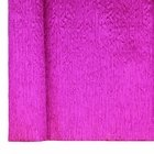 Crepe Paper Roll 20in Metallic Fuchsia 70g