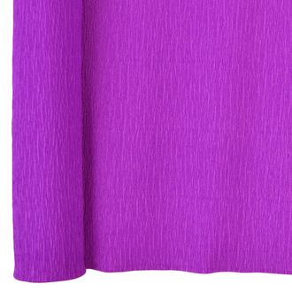 Crepe Paper Roll 20in Mulberry 90g