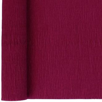 Crepe Paper Roll 20in Raspberry 90g