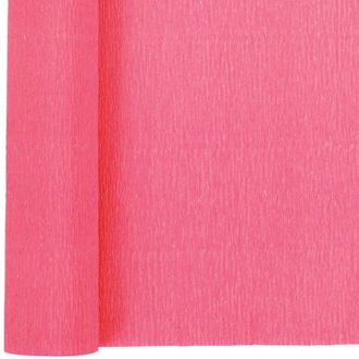 Crepe Paper Roll 20in Rose Pink 90g
