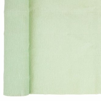 Crepe Paper Roll 20in Sage