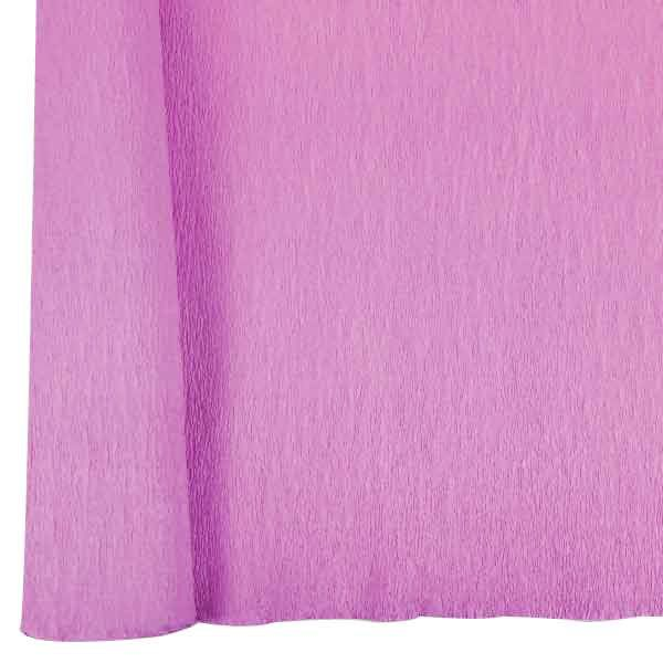 Crepe Paper Roll 20in Taffy Pink 90g