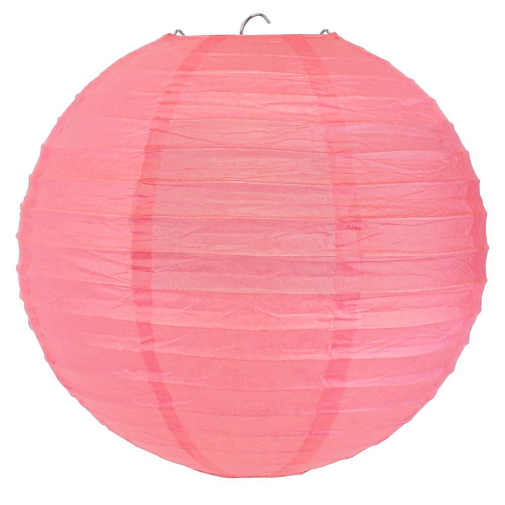 Final Clearance 10inch Paper Lantern Bubblegum