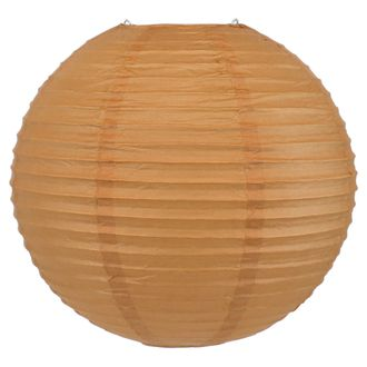 Final Clearance 10inch Paper Lantern Sand