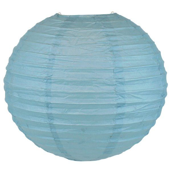 Final Clearance 12inch Paper Lantern Wedgewood