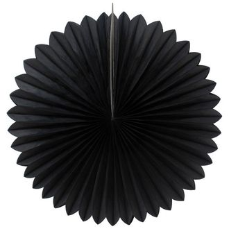 FINAL CLEARANCE 14inch Paper Daisy Black