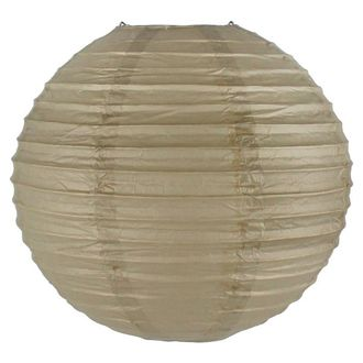 Final Clearance 14inch Paper Lantern Stone