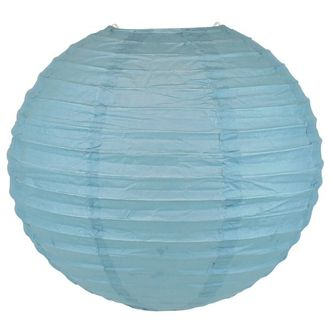 Final Clearance 14inch Paper Lantern Wedgewood