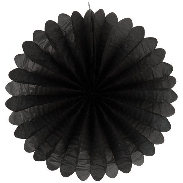 FINAL CLEARANCE 19inch Paper Daisy Black