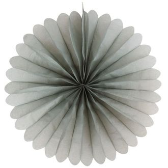 FINAL CLEARANCE 19inch Paper Daisy Dove Grey