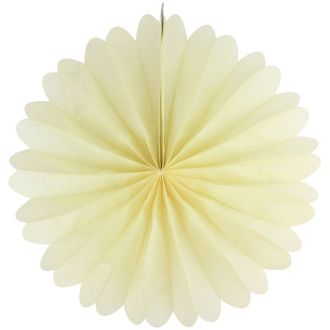 FINAL CLEARANCE 19inch Paper Daisy Lemonade