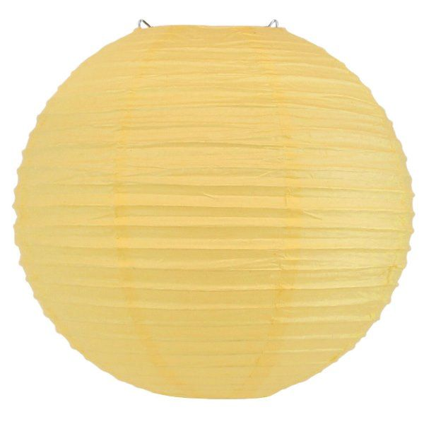 Final Clearance 20in Paper Lantern Lemonade