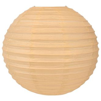 Final Clearance 20in Paper Lantern Straw