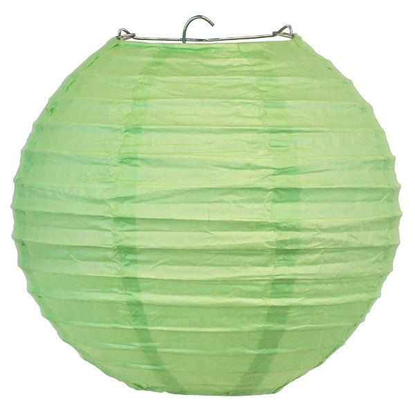 Final Clearance 8inch Paper Lantern Spa