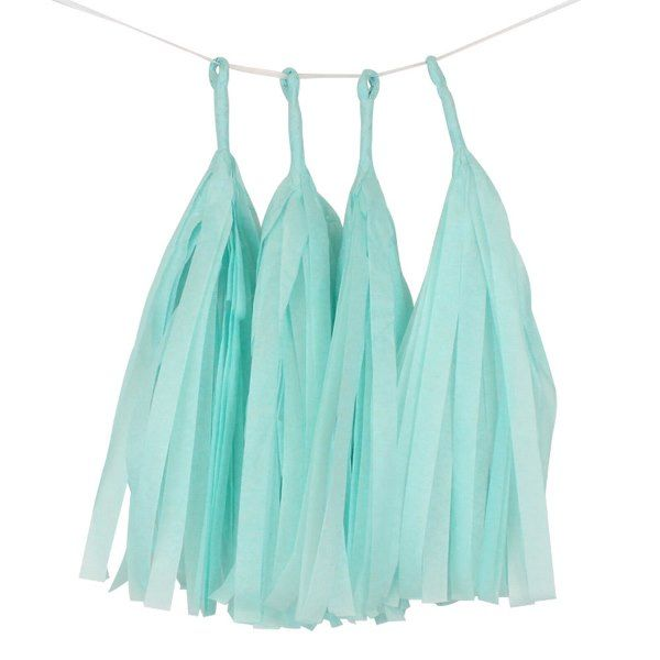 Ice Tassel Garland 4pcs