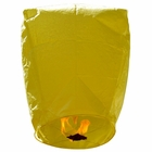 Mini Premium Eco-Wire Free Eclipse Sky Lanterns (Set of 20, Yellow) - Premier