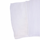 CLEARANCE Organza Table Runner White