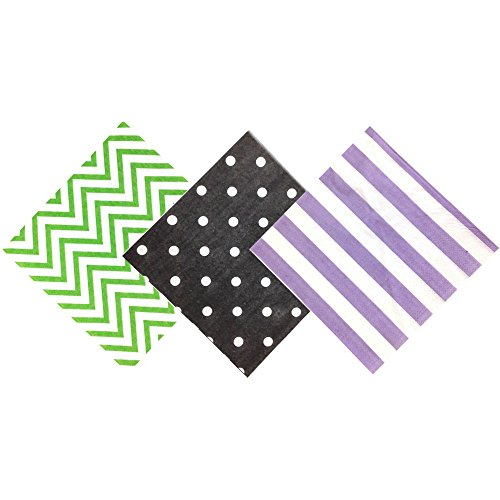 Paper Napkins 120pc Assorted �Boo-tiful Decorative Pack - Premier