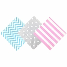 Paper Napkins 120pc Assorted �Gender Reveal Decorative Pack - Premier