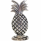 Place Card Holder Pineapple Silver