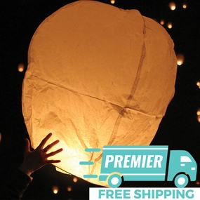 Premier Flying Chinese Sky Lantern Kits