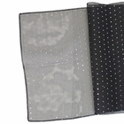 CLEARANCE Sequin Table Runner Black